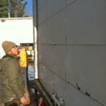 Sizing up the box truck / camera